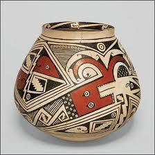 Casa grandes pottery