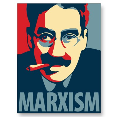 Groucho marx marxism ohp postcard p239361244071807990baanr 400