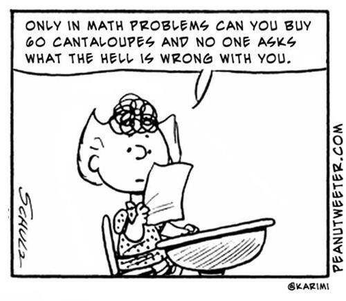 Sally math