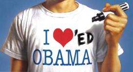 Shocking mad magazine cover i loved obama