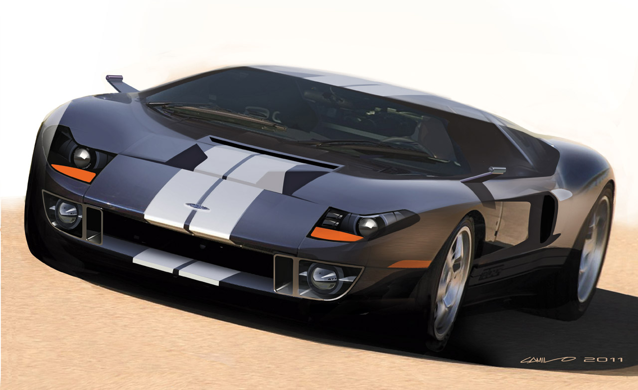 Ford s next supercar