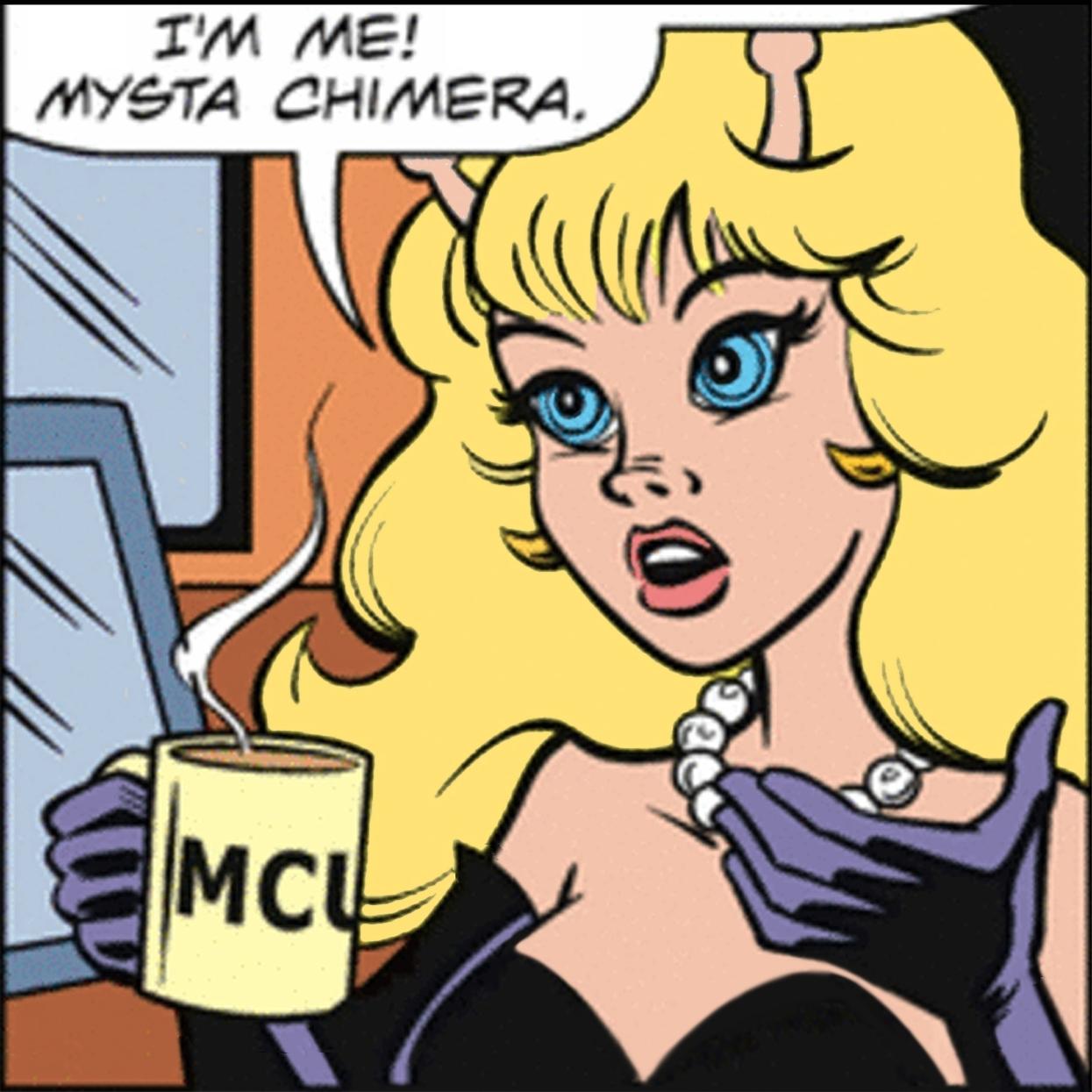 I m me mysta chimera