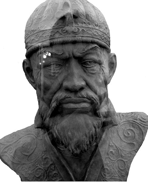 Tamerlane   timur   reconstruction from skull