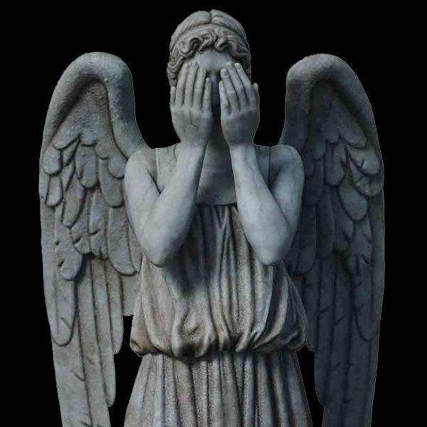 Dr who weeping angel  1