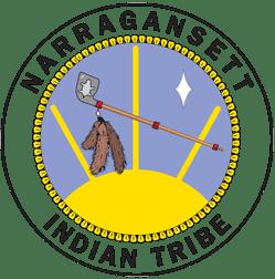 Cropped narragansett indian logo