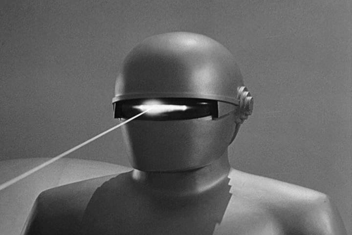 Now i am the master gort shows the x men what a real the day the earth stood still 1951 directed by robert wise picture courtesy 20th century fox