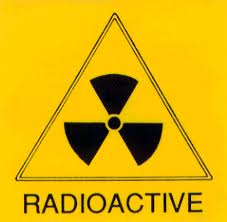 Radioactive icon