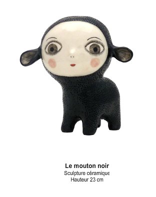 Nathalie choux black sheep 2