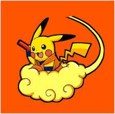 Dragon ball pikachu