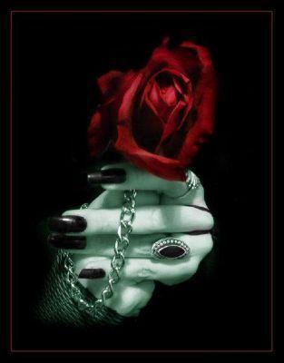 Gothic hand