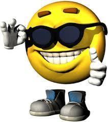 1 a smile
