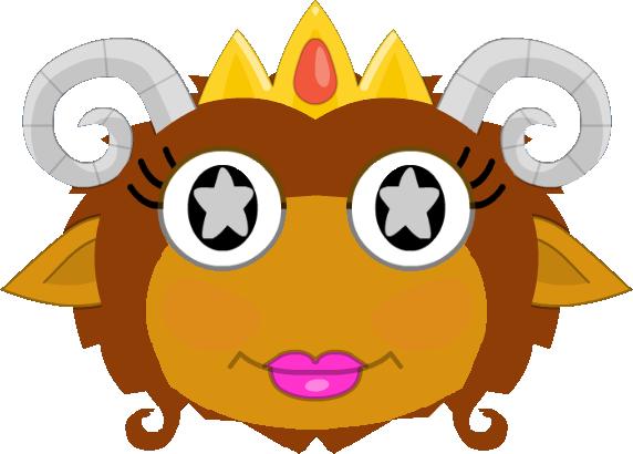Yujo front facing emoji