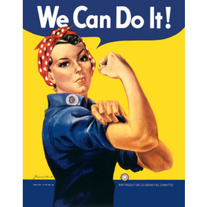 Rosie the rivetor