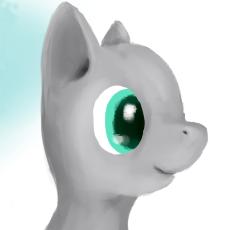 Happy birthday  listic the pony by electronomicon head