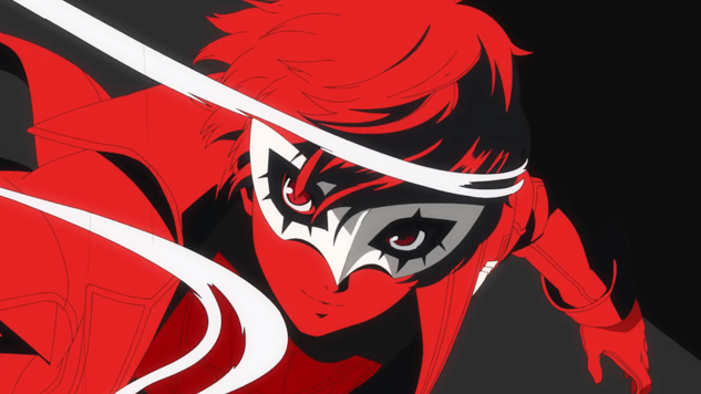 Persona 5 super smash main