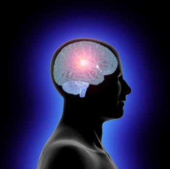 Light in brain  1