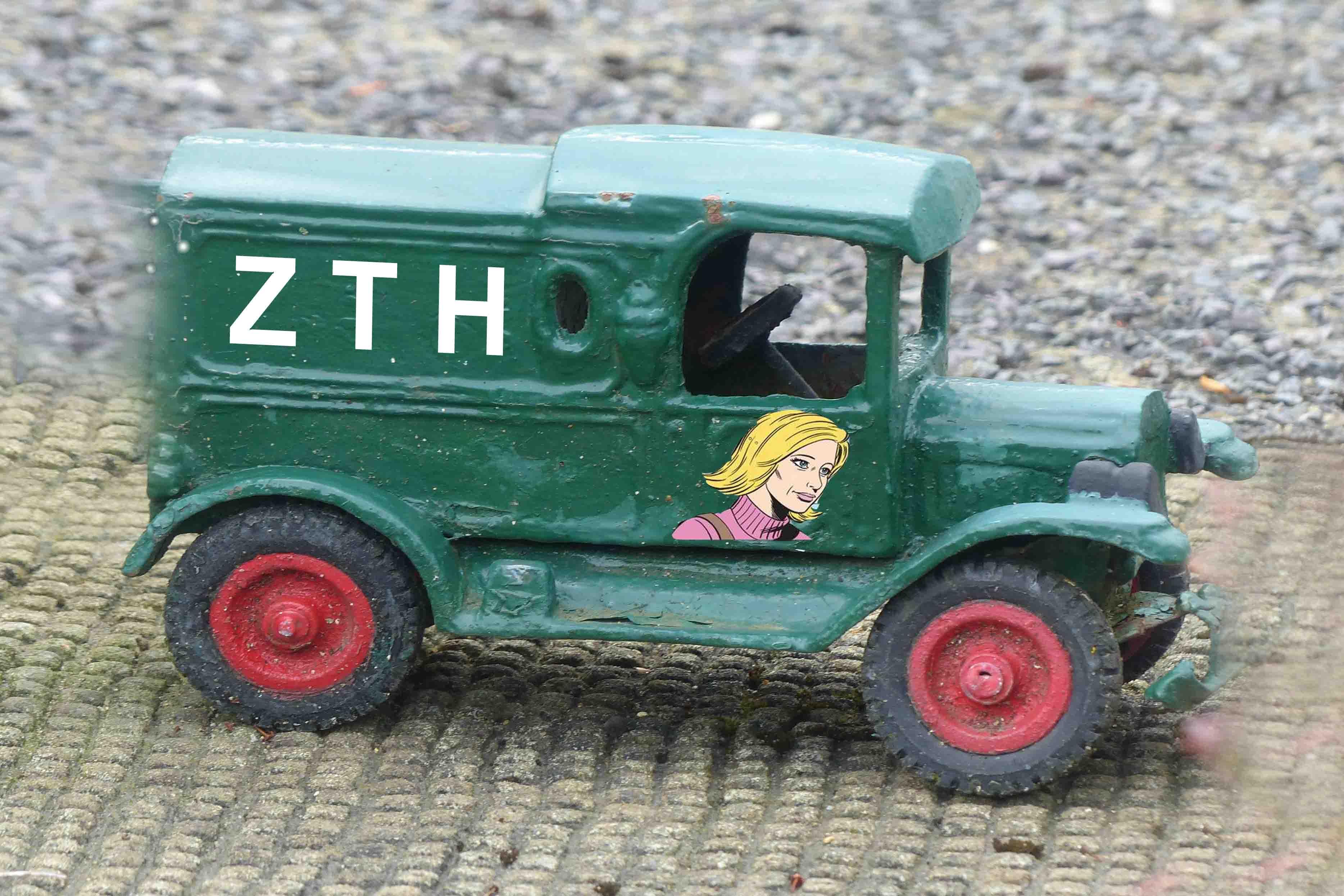 Zth truck avmin