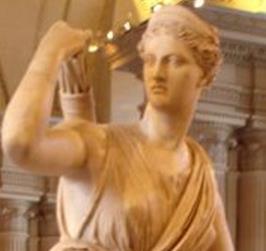 Artemis close up