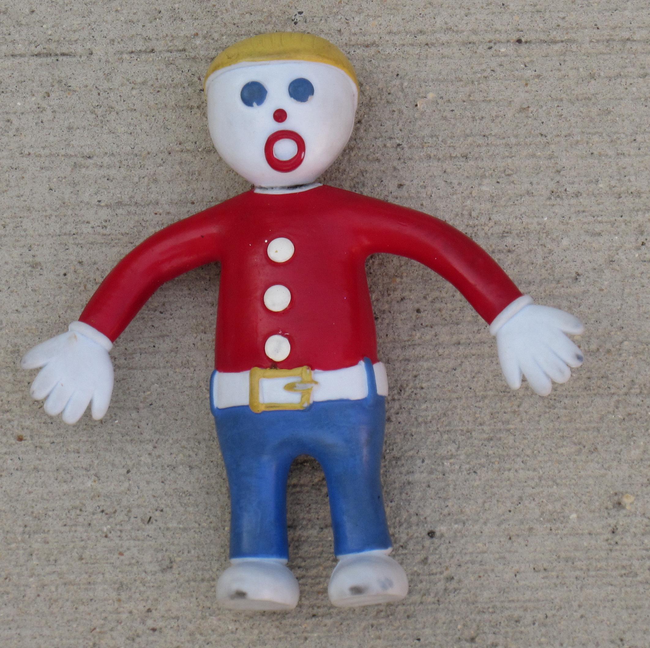 Snl mrbill doll