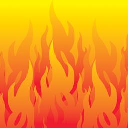 Flames256