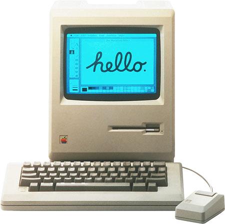Apple macintosh 1984 history