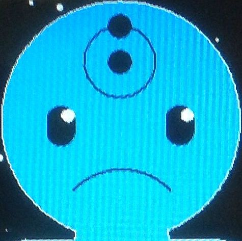 Simple dr manhattan face