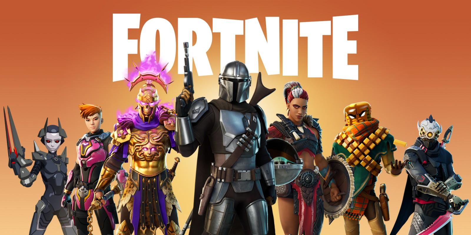 Fortnite profile picture