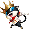 Large p5d morgana