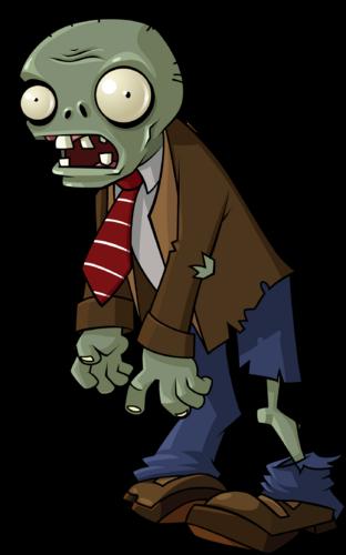 Pvz zombie suit