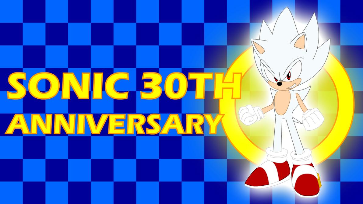 Sonic 30th anniversary by deathfirebrony dem2tdn pre