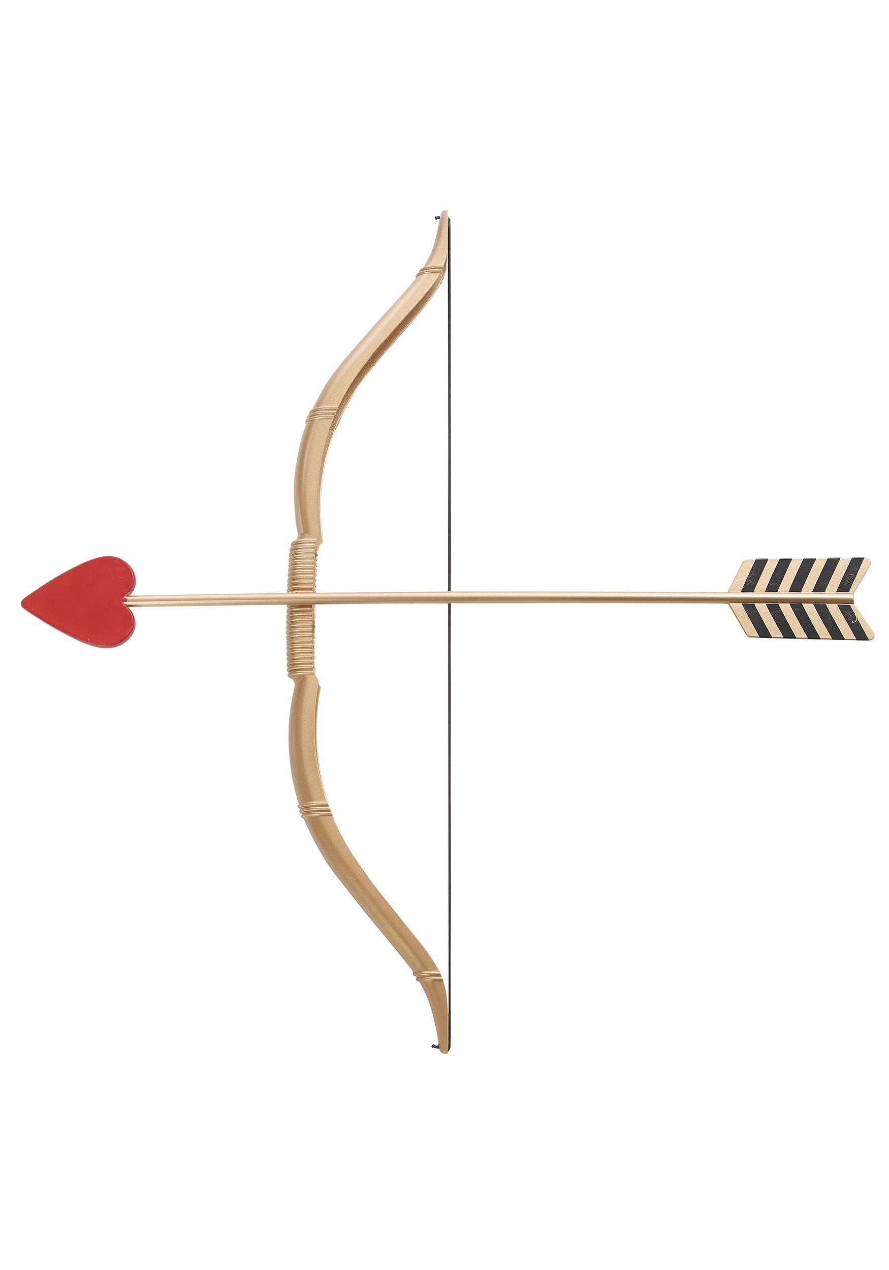 Cupids mini bow and arrow set