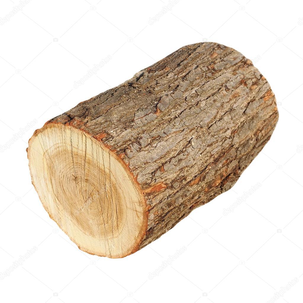 Depositphotos 75222019 stock photo oak stump log fire wood