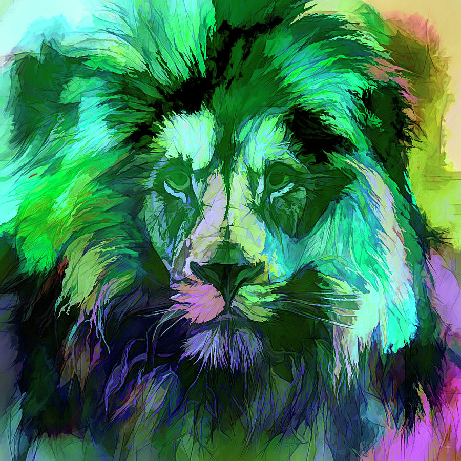 Gween lion