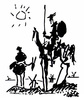 Large don quixote 1955
