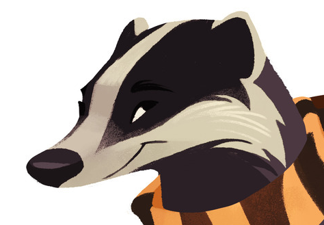 New badger avatar