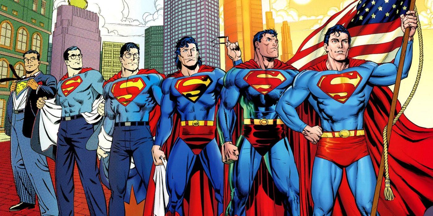 Superman display