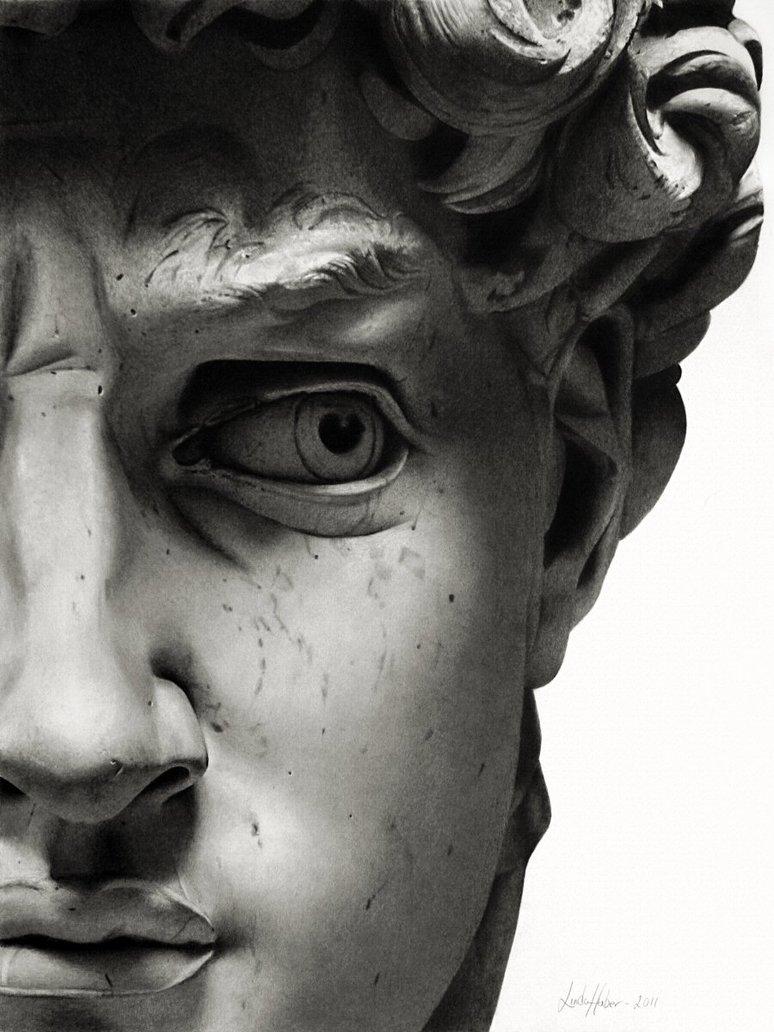 Face of david