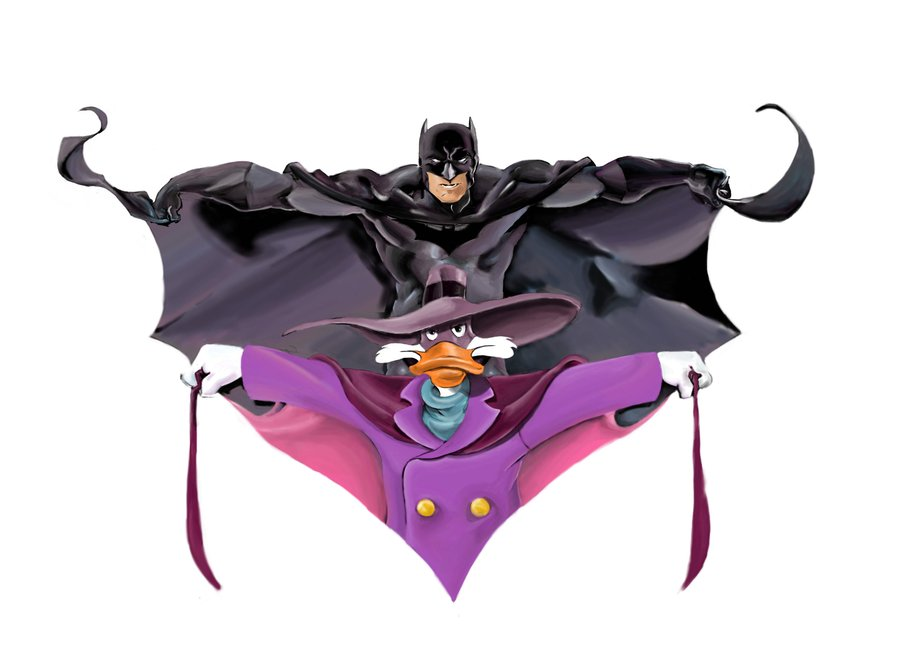 Darkwingduck batman
