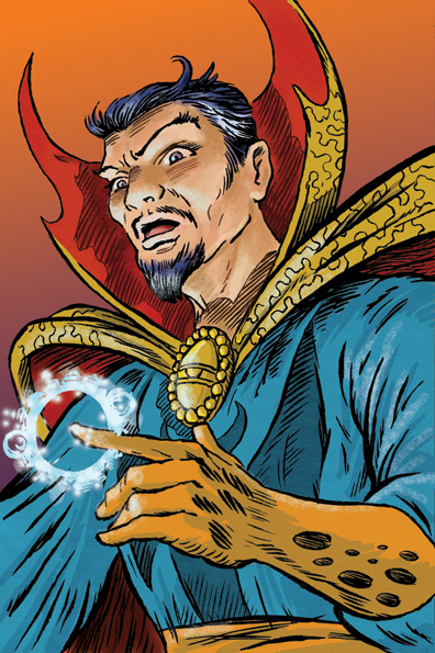 Doctor strange color 756863