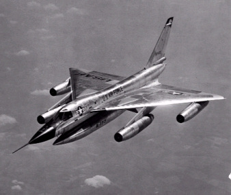 B 58 hustler bomber